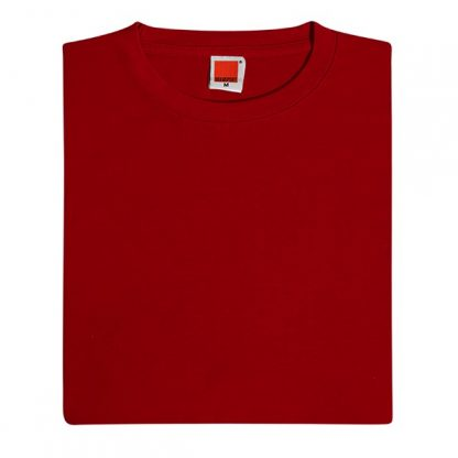 Corporate Gift Singapore TPG Female Cotton T-Shirt (Red)