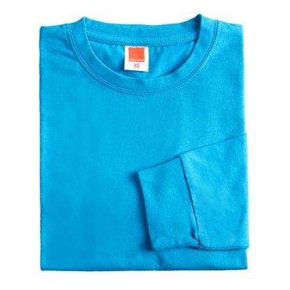 TPG Long Sleeve Cotton T-Shirt (Green)
