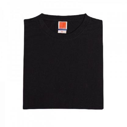 Corporate Gift Singapore TPG Superb Cotton T-Shirt (Black)