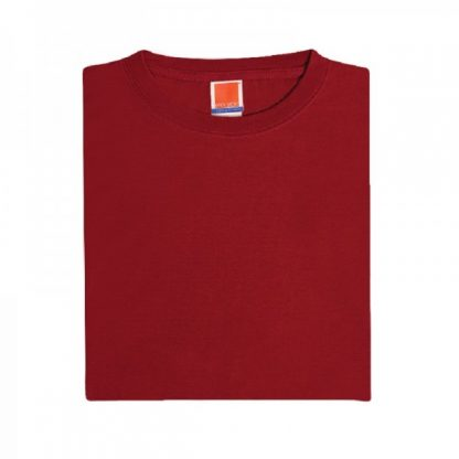 Corporate Gift Singapore TPG Superb Cotton T-Shirt (Red)