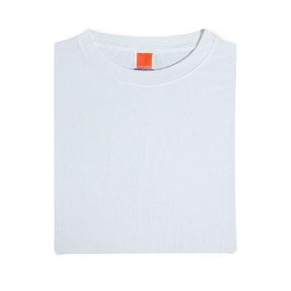Corporate Gift Singapore TPG Superb Cotton T-Shirt (White)