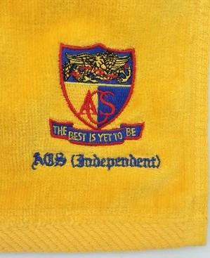 TTPG Hand Towel - Thick Closeup