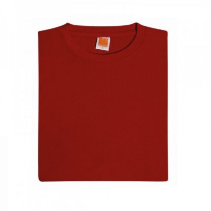 Corporate Gift Singapore TPG Comfy T-Shirt: Cotton Red