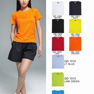 TPG Quick Dry Female T-Shirt (Catalogue)