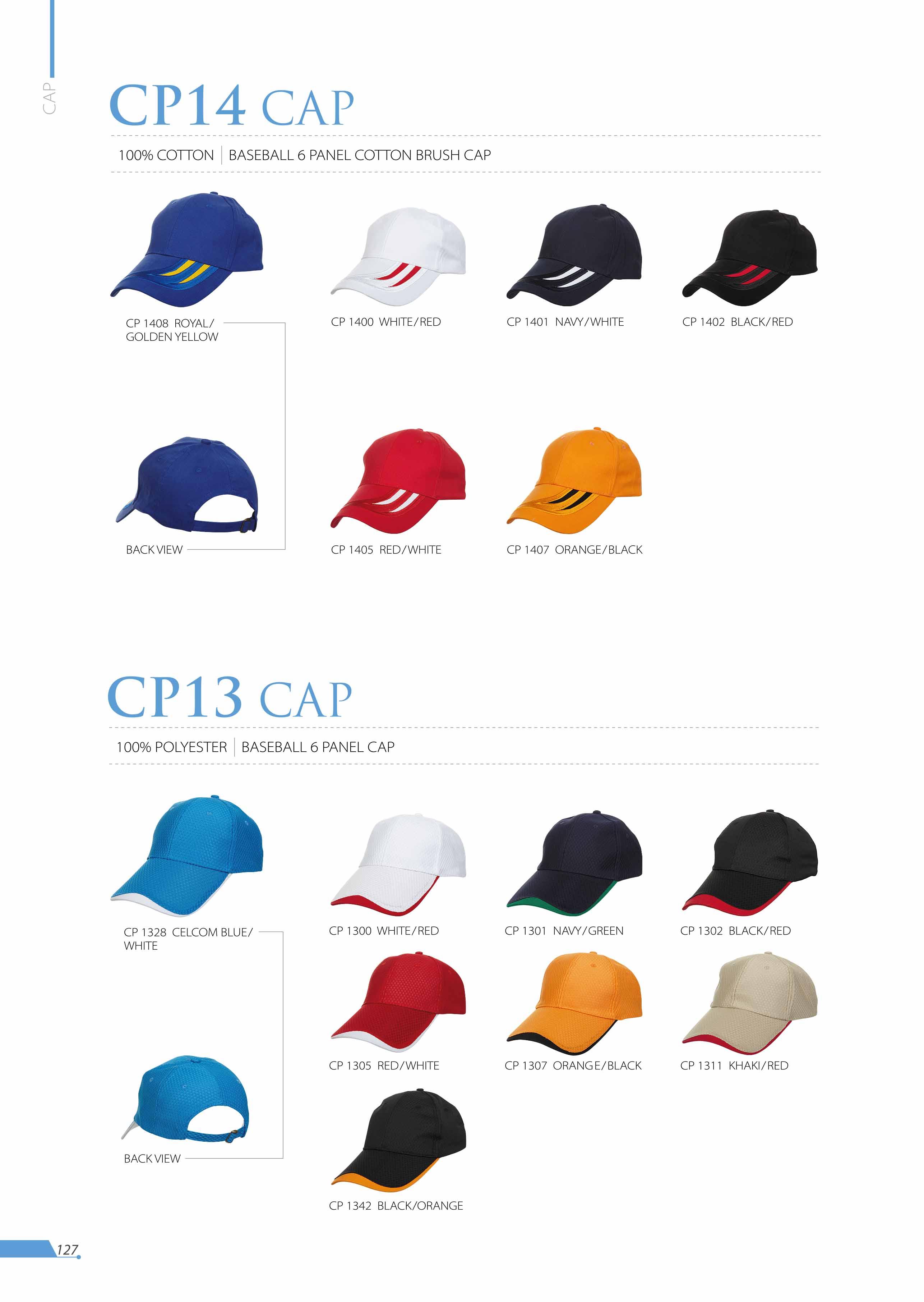 CAP CP14 CP13