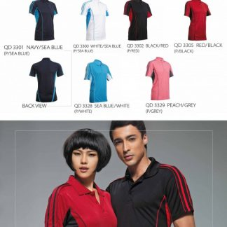 TPG Quick Dry Unisex QD33 (Catalogue)