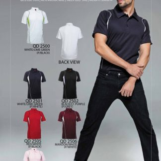 TPG Quick Dry Unisex QD25 (Catalogue)