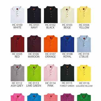 TPG Honey Comb Unisex T-Shirt HC01 (Catalogue)