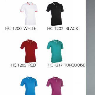 TPG Honey Comb Unisex T-Shirt HC12 (Catalogue)