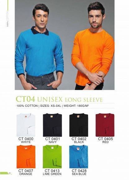 Cotton T-Shirt CT04
