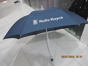 "TPG 24"" Lightweight Windproof Umbrella 8P Rolls Royce"