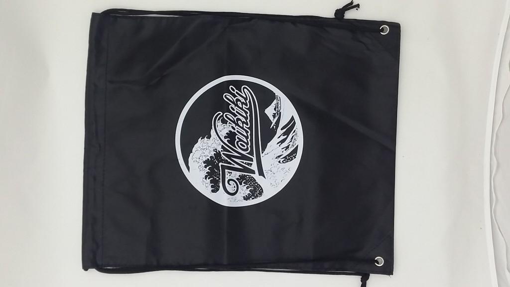 Corporate Gift Singapore Drawstring Bag - Waikiki