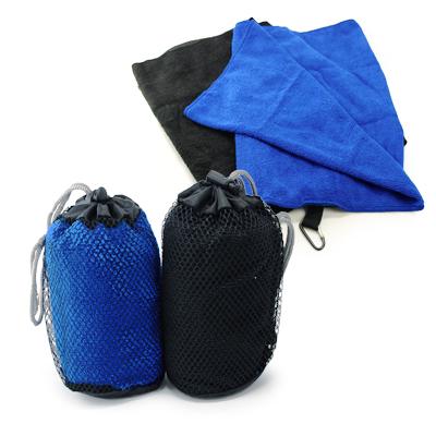 Corporate Gift Singapore TPG Onto-soft Sports Microfibre Towel 80x36cm