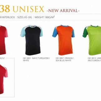 TPG Quick Dry Unisex QD38 (Catalogue)