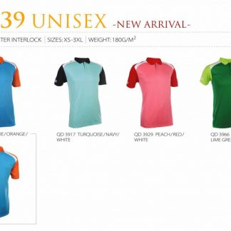 TPG Quick Dry Unisex QD39 (Catalogue)