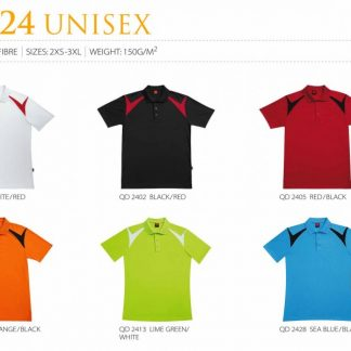 TPG Quick Dry Unisex QD24 (Catalogue)