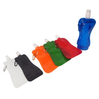 Corporate Gift Singapore TPG BPA Free Collapsible Water Bottle