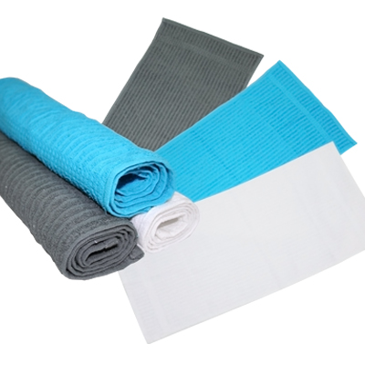 Corporate Gift Singapore TPG Textured Sports Towel - 68x30cm
