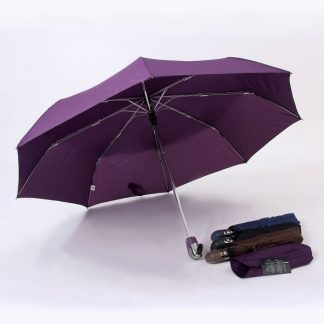 "Corporate Gift Singapore TPG 21"" Auto Colour Umbrella 8P"